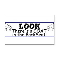 Cute Car seat Rectangle Car Magnet