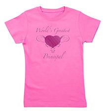 Heart_Principal Girl's Tee