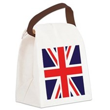Union Jack Canvas Lunch Bag