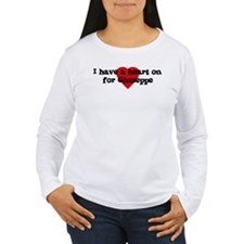 Heart on for Giuseppe T-Shirt