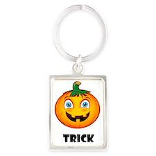 trick Portrait Keychain