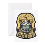 Montpelier Police Greeting Cards (Pk of 10)