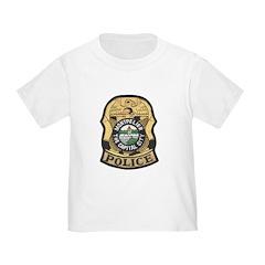 Montpelier Police Toddler T-Shirt