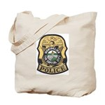 Montpelier Police Tote Bag