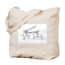 Unique Horse humor Tote Bag