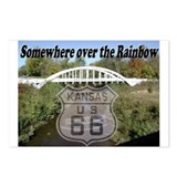 Postcards (Package of 8) Rainbow Bridge