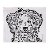 Schnoodle Fleece Blankets