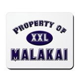 Property of malakai Mousepad