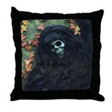 Azrael Throw Pillow