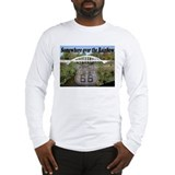 Long Sleeve T-Shirt Rainbow Bridge
