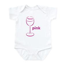 Pink Champagne Infant Bodysuit