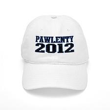 Pawlenty 2012 Baseball Cap