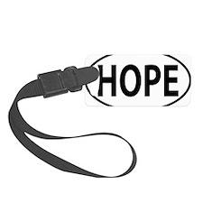 HOPE Luggage Tag
