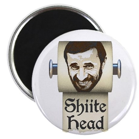 Shiite Head 2.25&quot; Magnet (10 pack)