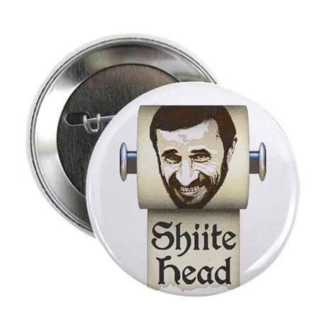 Shiite Head 2.25&quot; Button (10 pack)
