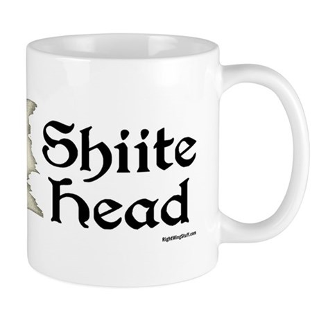 Shiite Head Mug