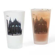 Prague Cathedral Drinking Glass