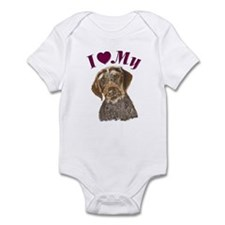Heart Pointer Infant Bodysuit