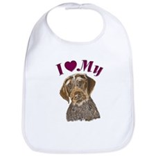 Heart Pointer Bib