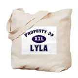 Property of lyla Tote Bag
