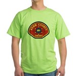 Kern County Sheriff Green T-Shirt