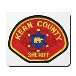 Kern County Sheriff Mousepad