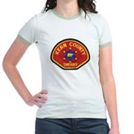 Kern County Sheriff Jr. Ringer T-Shirt