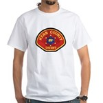 Kern County Sheriff White T-Shirt