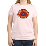 Kern County Sheriff Women's Pink T-Shirt