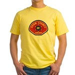 Kern County Sheriff Yellow T-Shirt