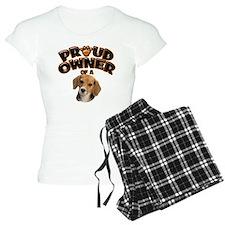 Proud Owner of a Beagle Pajamas