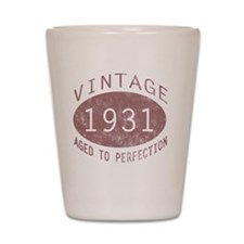 VinOldA1931 Shot Glass