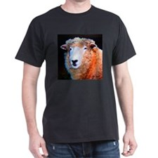 T-Shirt ~Romney Sheep Watercolor