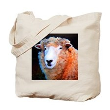 Tote Bag~Watercolor Sheep