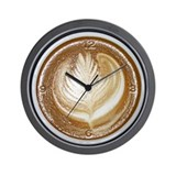 "Wall Clock ""Latteart 2"""
