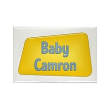 Baby Camron Rectangle Magnet
