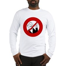 no-rich-jerks Long Sleeve T-Shirt
