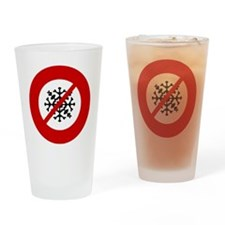 no-snow Drinking Glass