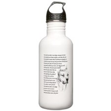 pitbullprayer Water Bottle