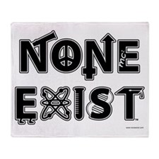 calendar-V2-print-none-exist-classic Throw Blanket
