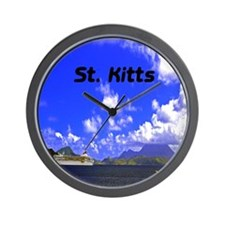 St. Kitts11x11 Wall Clock