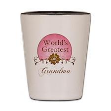 Sunrise_Grandma Shot Glass