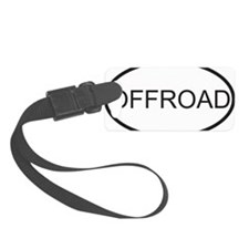 OFFROAD Luggage Tag