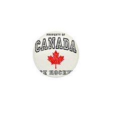 Canada Hockey Mini Button
