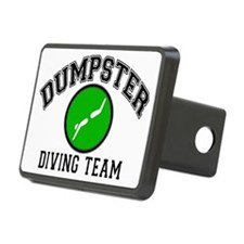 Dumpster Diving Team Hitch Cover