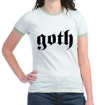 goth Jr. Ringer T-Shirt