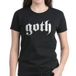 goth Women's Dark T-Shirt
