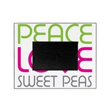 flowersweetpea-01 Picture Frame