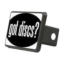 got-discs-oval-black Hitch Cover