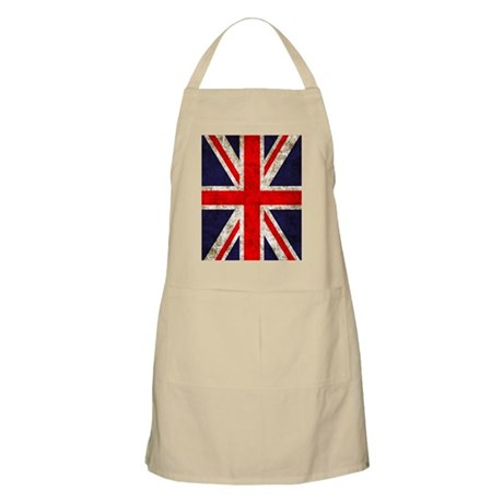 UK Flag Vertical Apron